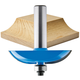Rockler Cove Horizontal Raised Panel Router Bits - 1/2