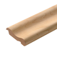 Traditional Bar Moldings-Small Profile Molding 5 in x  4 ft
