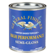 General Finishes EF High Performance Polyurethane Top Coat-Semi-Gloss