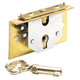 Half-Mortise Jewelry Box Locks-Select size
