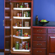 Lazy Susan System, Multi Shelf-Select Shelf System