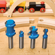 Rockler Train Track Router Bits