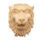 Bendix Lion Head Onlays-Red Oak