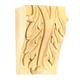 Bendix Hand Carved Modillion Blocks-Red Oak