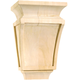 Bendix Arts and Crafts Corbels - Basswood
