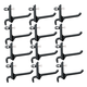 Talon Pegboard Toolholders – Straight Pegs (12 pcs.)