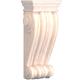 Bendix Hand Carved Traditional Corbels-Basswood