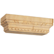 Bendix Hand Carved Capitals - Red Oak