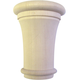Bendix Hand Carved Traditional Capitals-Maple