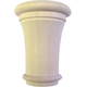 Bendix Hand Carved Traditional Capitals-Red Oak