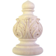 Bendix Acanthus Half Finials-Red Oak
