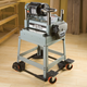 Rockler All-Terrain Mobile Base, Holds up to 800 lbs!-Mobile Base with Stretcher Package Offer