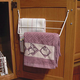 Door Storage Towel Holders, Rev-a-Shelf 563 Series-Door Mount Towel Holder