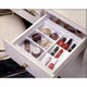Cosmetic Drawer Organizers, Rev-a-Shelf COS/COSK Series-Base Organizer