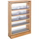 Rev-A-Shelf Filler Pullout Organizer for Vanities (432-VF Series)-Base Cabinet Height (30