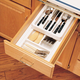 Rolling Tray Kitchen Drawer Organizers, Rev-a-Shelf RT Series-11-3/4