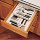 Rolling Tray Kitchen Drawer Organizers, Rev-a-Shelf RT Series-14-1/2