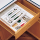 Rolling Tray Kitchen Drawer Organizers, Rev-a-Shelf RT Series-17-3/4