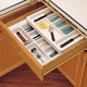 Rolling Tray Kitchen Drawer Organizers, Rev-a-Shelf RT Series-21-3/4