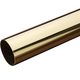 6-Foot Bar Tubing-Polished Brass