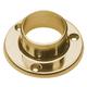 Wall Flange-Polished Brass