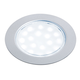 Hafele Recessed LED Puck Lights, Round-Recessed LED Puck Light