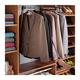 Hafele Pull - Down Wardrobe Rails-Chrome with Black Lift