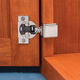 Blum® Compact Soft-Close BLUMotion Overlay Hinges for Face-Frame
