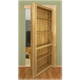 InvisiDoor Bookcase Shelving Unit Kit - Maple
