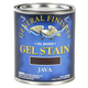 General Finishes Gel Stain, Java