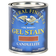 General Finishes Gel Stain, Candlelite