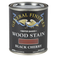 EF Wood Stain - General Finishes - Black Cherry