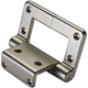 Lid-Stay Torsion Hinge Lid Support, Satin Nickel