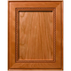 Minden Inlaid Rope Decorative Flat Panel Cabinet Door