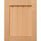 Camden Nantucket Style Flat Panel Cabinet Door