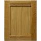 Pueblo Western Style Flat Panel Cabinet Door