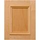 San Marino Victorian Style Flat Panel Cabinet Door