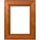 Minden Inlaid Rope Decorative Cabinet Door Frame