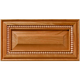 Pavillion Inlaid Bead Decorative Raised Panel Drawer Front