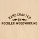Custom Branding Iron with Hand Crafted Arc Design - Standard Head