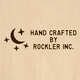 Custom Branding Iron with Starry Night on Left Design - Standard Head