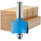 Rockler Rabbeting Router Bit Set - 1/2
