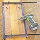 Pro Shelf Drilling Jig with 1/4'' Shelf Drilling Bit and Case