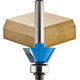 Rockler Bevel Router Bit -  1/4'' Shank