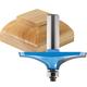 Rockler Table Edge/Handrail Router Bit - 2-3/4