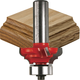 Freud® 38-504 Quadra-Cut™ Classical Cove & Round Router Bit - 1-1/2