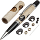 8-Ball Laser-Cut Inlay Pen Kit Blank