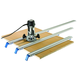 All-In-One Clamp Guide Package With Squaring Attachment