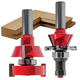 Freud® 99-762 Shaker Stile and Rail Router Bit - 1-11/16