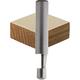Freud® 66-100 Solid Carbide Bevel Trim Router Bit - 1/4